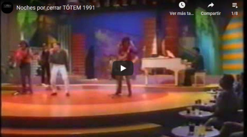 Tótem, Videoclips y Apariciones en TV