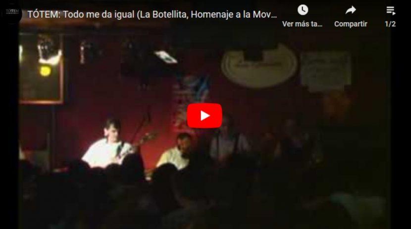 Homenajes a la Movida Madrileña años 80