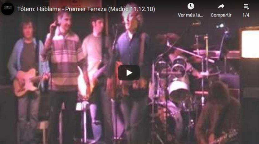 Bandas de pop español años 80 en directo