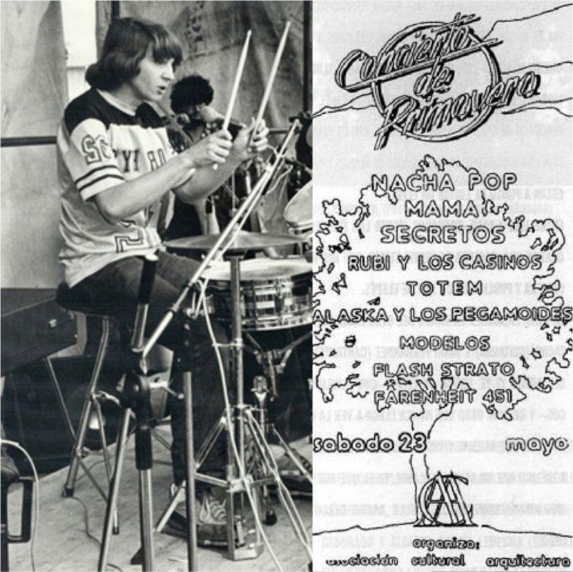 concierto primavera madrid 1981