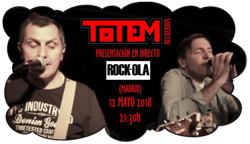 Tótem en Rock-Ola